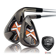 Hot Hot! Callaway X-24 Hot Irons is best in golf clubs for sale!