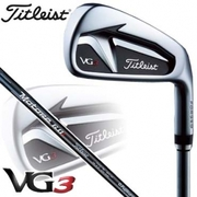 Titleist VG3 Irons at Best Price on the Sale