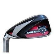 Unbeleivable Price! Left Handed Callaway RAZR X HL Irons Have Discount