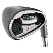 Ping G20 4-PW,  GW Iron Set with Steel Shafts-Red Dot