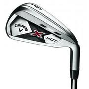 Callaway - X Hot Irons is on sale