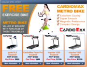 New Range of gym and fitness equipment
