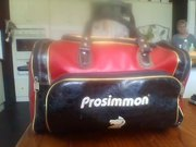 bowling bag (Leather)