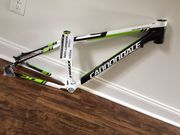 NEW 2014 Cannondale F29 (Flash) Carbon Factory Team Frame - Medium