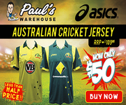 Australia Cricket Jersey for Sale
