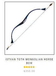 Shop for top quality traditional bow and arrow at Traditional-archery