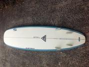 Long board surf board