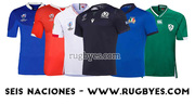 Six Nations Rugby T-Shirt 2019-Cheap, 19.5€