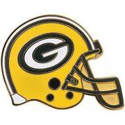 NFL Green Bay Packers Helmet Pin