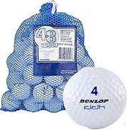 100 Ball Mesh Bag Hit Away Practice Used Golf Balls