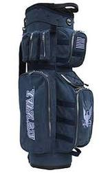 Hot-Z Golf 4.5 Cart Bag,  Black/Cobalt