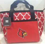 NCAA Louisville Cardinals 16 Cooler Tote