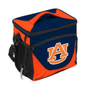 NCAA Auburn Tigers 24 Can Cooler