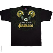 NFL Green Bay Packers Face Off T-Shirt