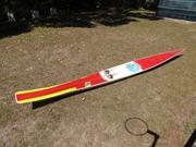 Surf ski stinger